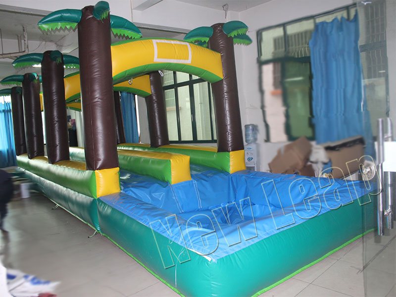 palm inflatable slip n slide