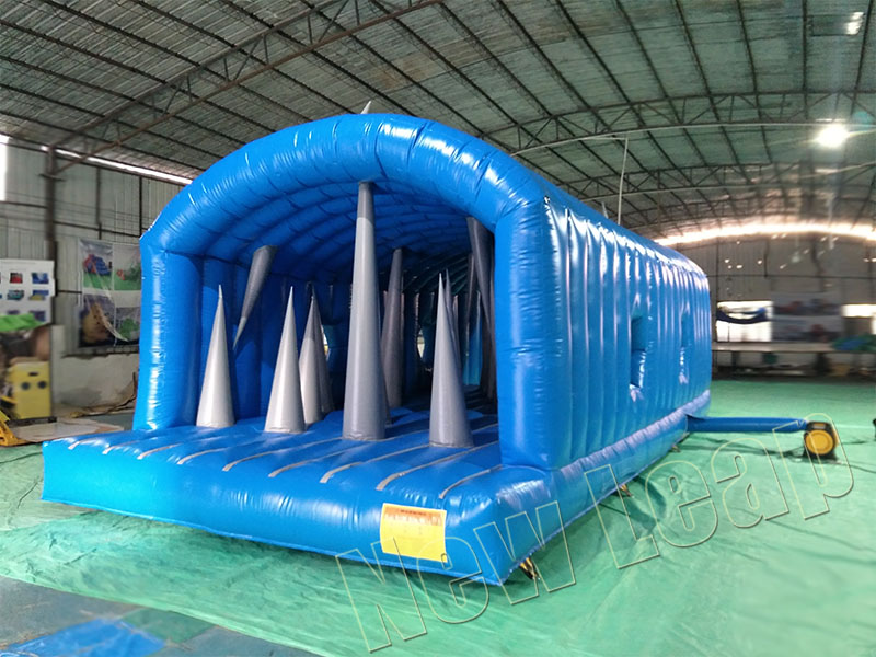 rush inflatable obstacle courses