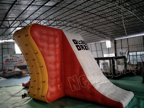 air sealed inflatable water park game