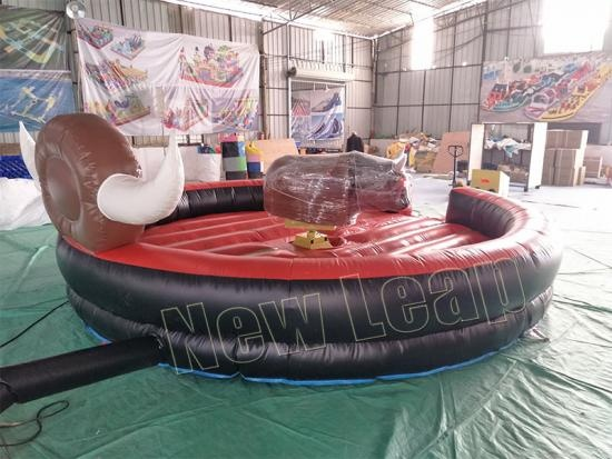 inflatable mechanical bull rental