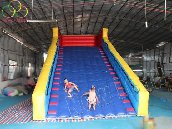 inflatable zorb ball slide